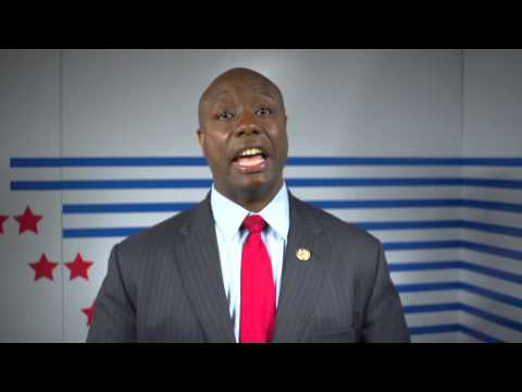 Conversation Room: Congressman Tim Scott