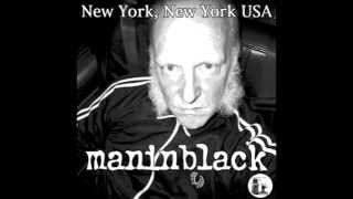Maninblack - New York, New York USA