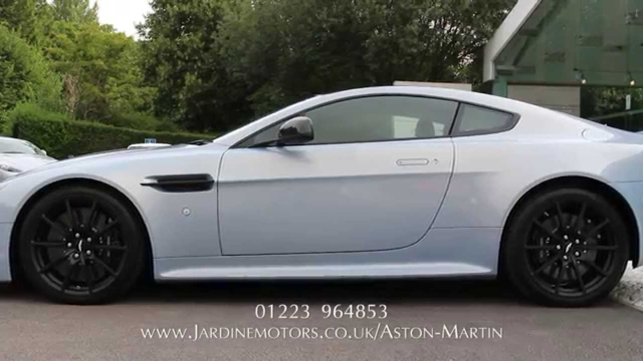 Jardine motors group aston martin v12 vantage s coupe for Jardine motors