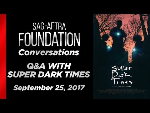 Conversations with  SUPER DARK TIMES streaming vf
