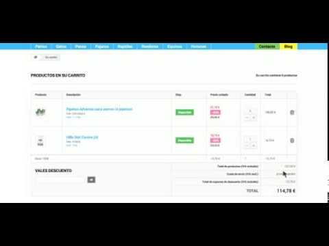 Cómo utilizar el vale descuento para AnimalClan.com