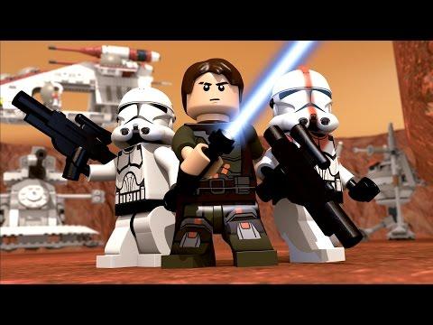 LEGO STAR WARS - CLONE WARS 2 - Geonosian Caves