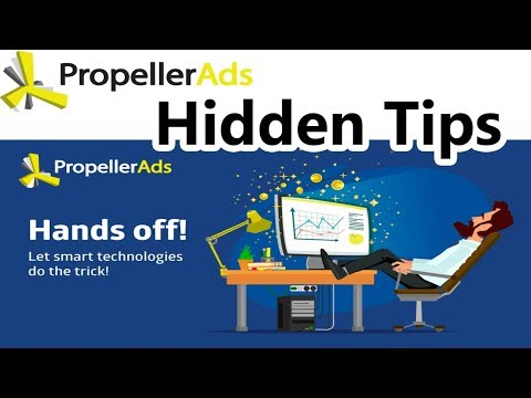 Propellerads Hidden tips Bangla Tutorial Part 2 | PropellerAds