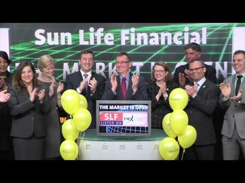 Sun Life Financial (TSX:SLF) opens Toronto Stock Exchange, March 2, 2015