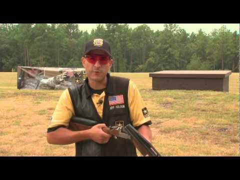 Shooting tips for ATA Double Trap