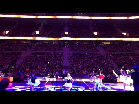 Detroit Pistons Timeout- Dance of Hooper & the Sugar Plum Fairies