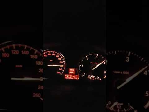 Top speed BMW 120 Diesel  (177hp)