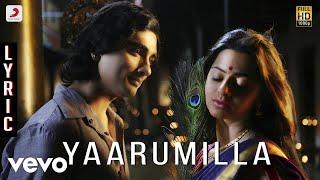 Thalaivan - Kaaviyathalaivan - Yaarumilla Lyric | A.R.Rahman | Siddharth, Prithviraj