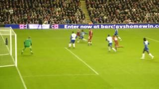 Liverpool vs Wigan - Ngog's Goal