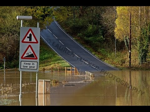 Flooding In B&NES, UK - 21-11-2012