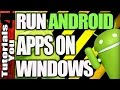 How To Install Android Apps On PC Without Bluestacks 2016 mp3