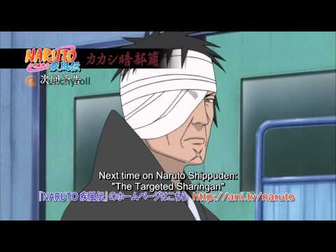 Naruto Shippuden 355 Official Simulcast Preview HD