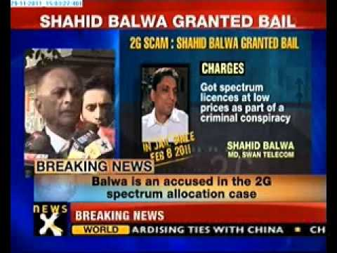 Shahid Balwa Wife Bail to Shahid Balwa