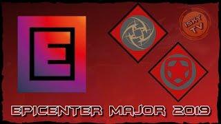 Alliance vs RNG / Bo3 / EPICENTER Major 2019 / Dota 2 Live