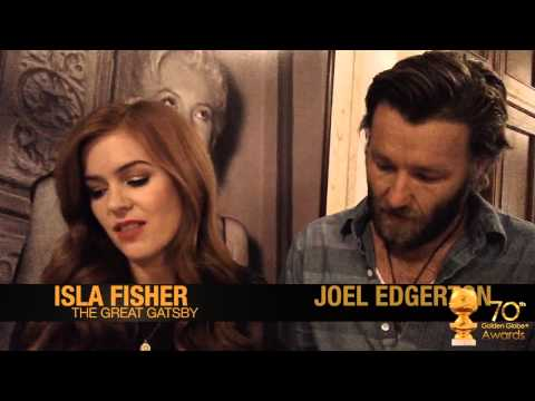 Joel Edgerton and Isla Fisher and a Great Gatsby for the 21st century