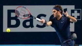 Roger Federer 2 1 Philipp Kohlschreiber