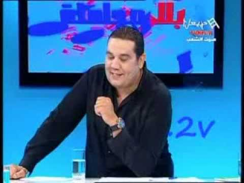 image vid�o  لطفي العبدلي يتطاول وسمير ديلو ينسحب