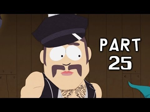 South Park Stick of Truth Gameplay Walkthrough Part 25 - The Nuke