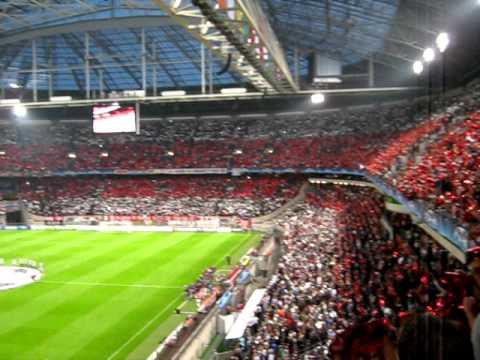 Ajax - Kiev Augustus '10