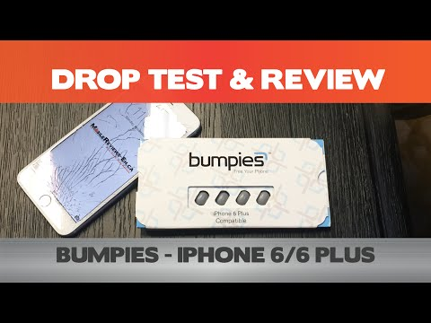 Check out the new video! Bumpies are WAY better now! Bumpies for the iPhone 6 and 6 Plus