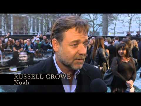 Noah UK Premiere at ODEON Leicester Square
