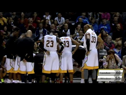 NBL Canada Game: London Lightning v Windsor Express [FULL GAME]