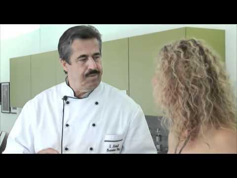 Grillen, Teil 1: Lachssteak Mit Verschiedenen Beilagen
