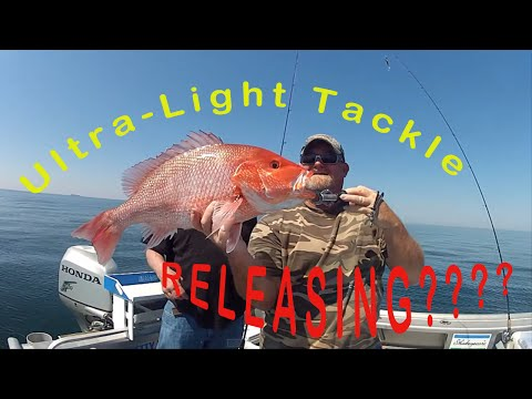 Jacksonville Red Snapper fishing