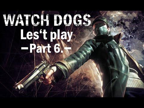 Watch Dogs | Part 6. | CZ Let's Play | Přítel či nepřítel