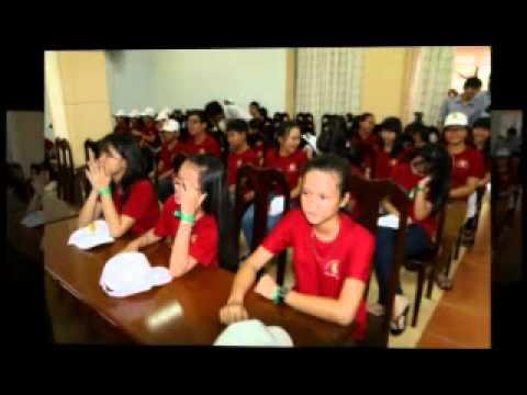Trại hè thiếu nhi ngành Cao su Việt Nam lần thứ XVI - Năm 2015 Khu vực Miền đông Nam bộ