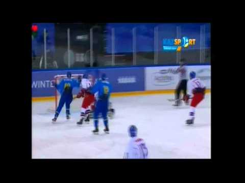 Чехия — Казахстан 1:2