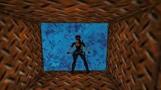 Tomb Raider 3 - Crystal of Life (Niveles de autor). Nivel 14: The First Class (1/1)