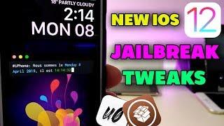TOP NEW IOS 12 - 12.1.1 - 12.1.2 Jailbreak Tweaks: Best Unc0ver Cydia Tweaks!