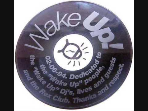 Laurent Garnier - Wake Up (extended version)