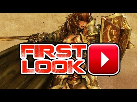 DARK BLOOD ONLINE Gameplay First LookDarkblood Gameplay Commentary - First Look HD