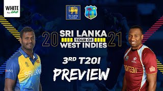 Will Sri Lanka drop a couple of seniors for the final T20I? | WI v SL - 3rd T20I Preview