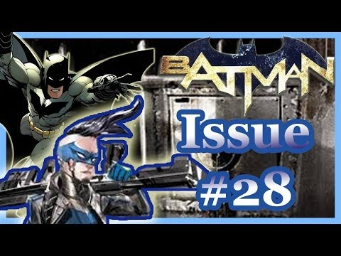"Batman #28 SPOILERS ""Blue Bird"""