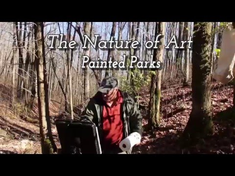 RAM presents PAINTED PARKS The Nature of Art by Rick Wilson
