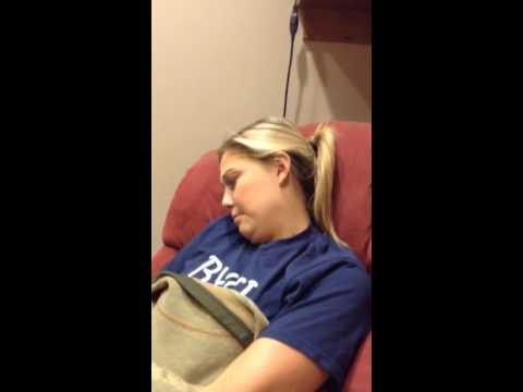 Jayci Underwood wisdom teeth video