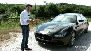 Maserati Ghibli Diesel, la prova del V6 da 275 CV