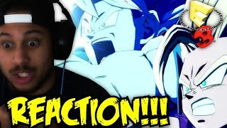 SUPER HYPED FOR THIS! Dragon Ball FighterZ - XB1/PS4/PC GAMEPLAY REACTION/ANALYZE!
