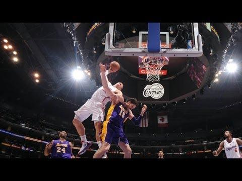 Top 10 Dunks of the NBA 2011-2012 Season