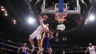 Top 10 Dunks of the NBA 2011-2012 Season
