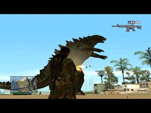 MisteriX. - Grand Theft Auto San Andreas