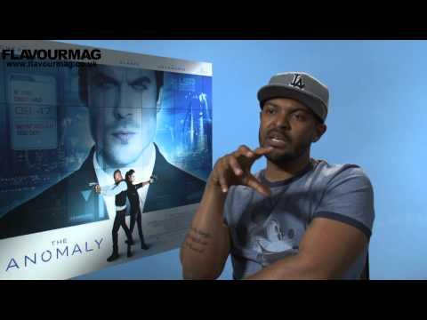 Noel Clarke: Anomaly Movie EXCLUSIVE interview