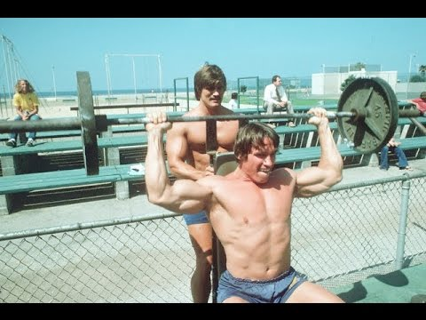 Bodybuilding with Arnold Schwarzenegger   Documentary on the World of Body Building