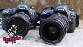 Canon EOS 5D Mark IV Hands-on Review