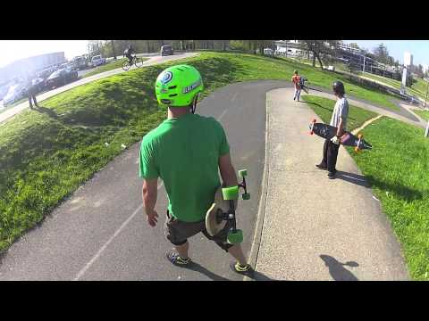 LONGSKATE TAKE A BREAK : A walkabout with the BLC crew !