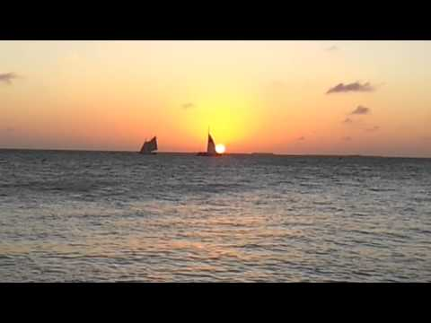 Key West Sunset - Fort Zachary Taylor Historic State Park