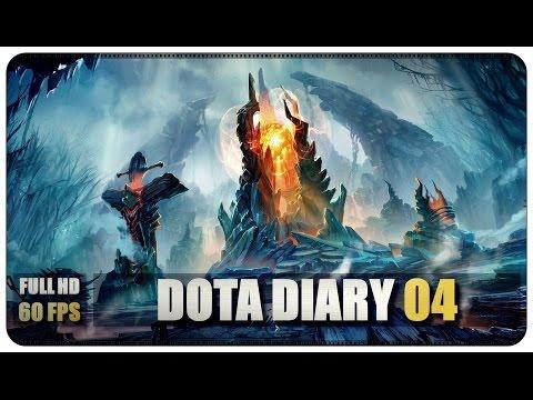 Dota 2 - The Diary - Update 4 / The Darkest Night